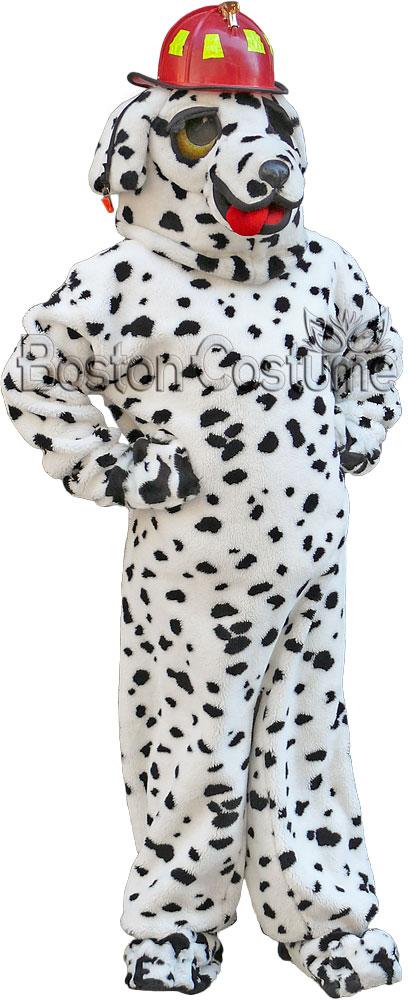 Dalmatian Costume at Boston Costume