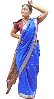 Indian Woman Costume