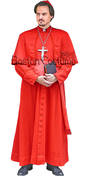 Cardinal Costume