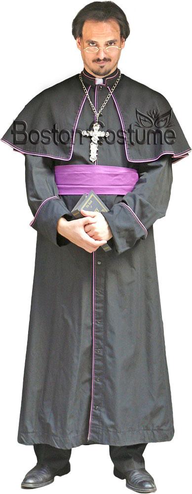 Bishop Costume At Boston Costume