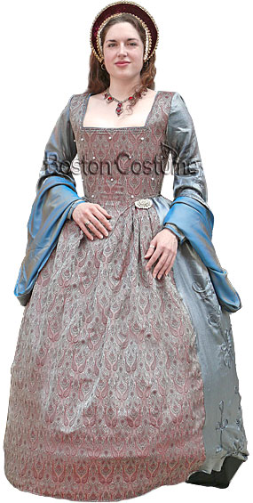 Medieval/Tudor Woman Costume