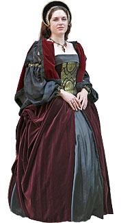 Medieval/Renaissance Woman Costume
