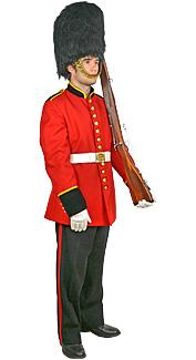 British Queen's Guard Costume