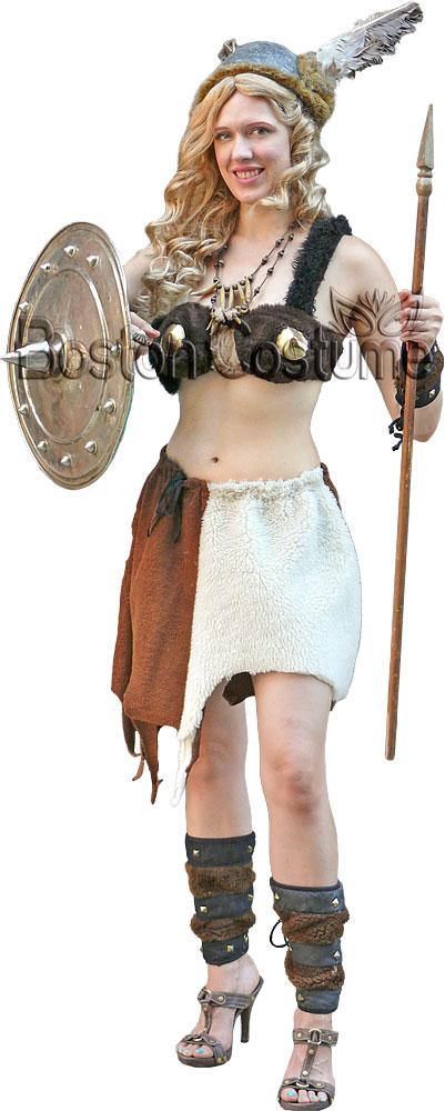 barbarian woman costume