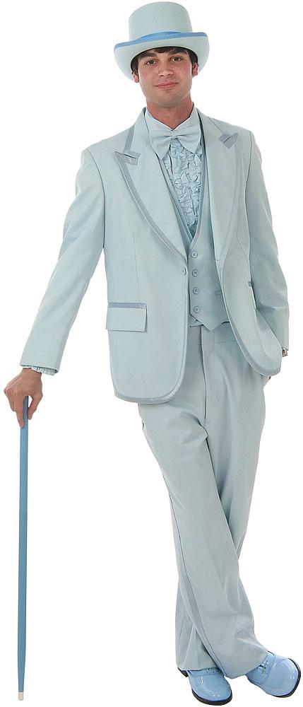 Powder Blue Tuxedo Costume at Boston Costume