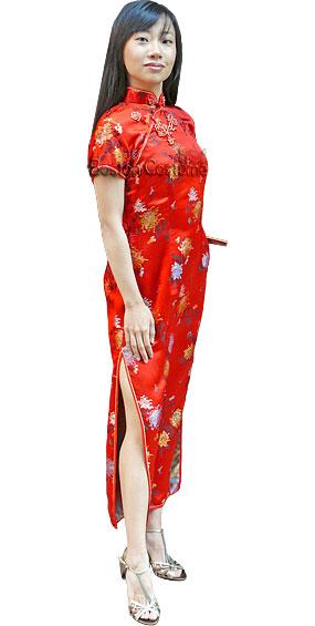 Chinese Woman Costume At Boston Costume