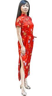 Chinese Woman Costume