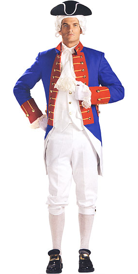 18th Century/Colonial Man Costume