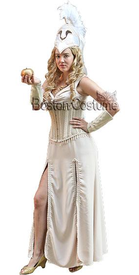 Athena Costume At Boston Costume