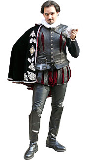 Elizabethan Man Costume