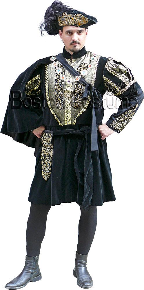 deluxe medievalrenaissance man costume  boston costume