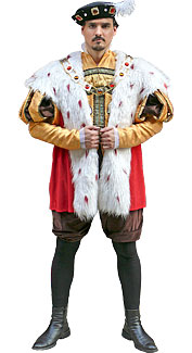 Medieval/Tudor Man Costume