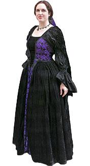 Renaissance Woman Costume