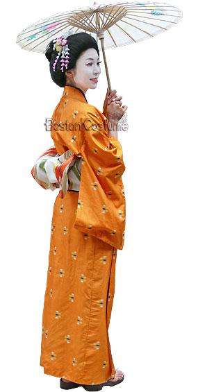 Japanese Woman Costume