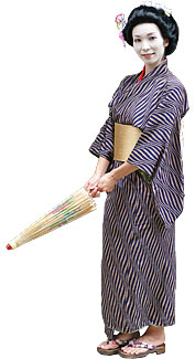 Japanese Woman Costume