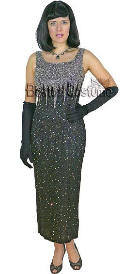 1930s/1940s Starlet Costume