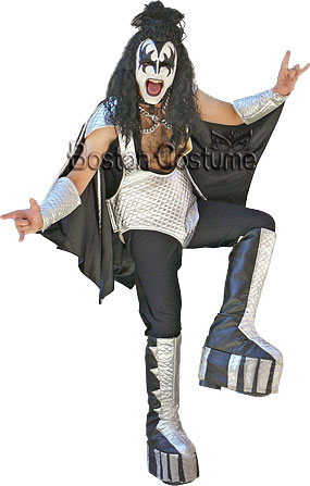 1970's Demon Rocker Costume