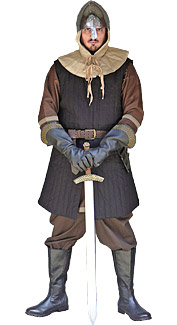 Norman Soldier Costume