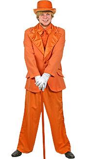 Tangerine Tuxedo Costume