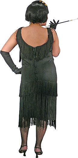1920s Flapper Back