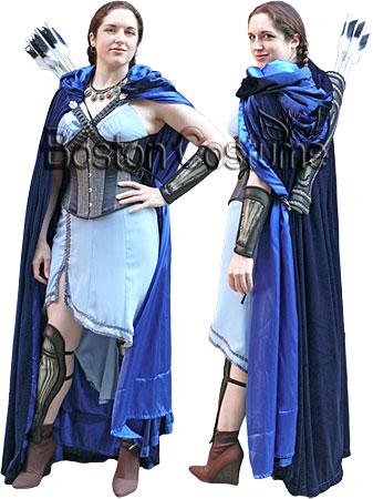 Artemis Greek Goddess Costume