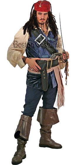 Pirate Man Waistcoat