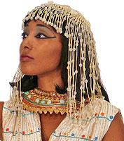 Egyptian Beaded Headpiece
