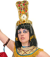 Egyptian Woman Costume