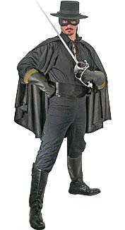 Masked Bandit Costume