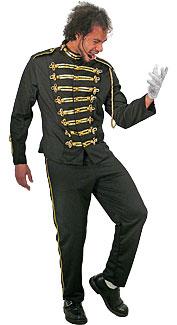Michael Jackson Military Prince Costume