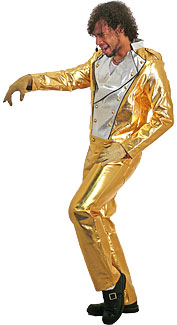 Michael Jackson World History Tour Costume