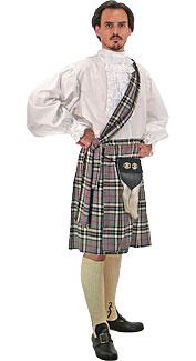 Scottish Man Costume