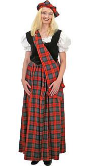 Scottish Costumes At Boston Costume