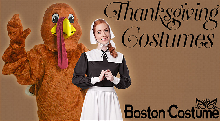 Welcome to Boston Costume!